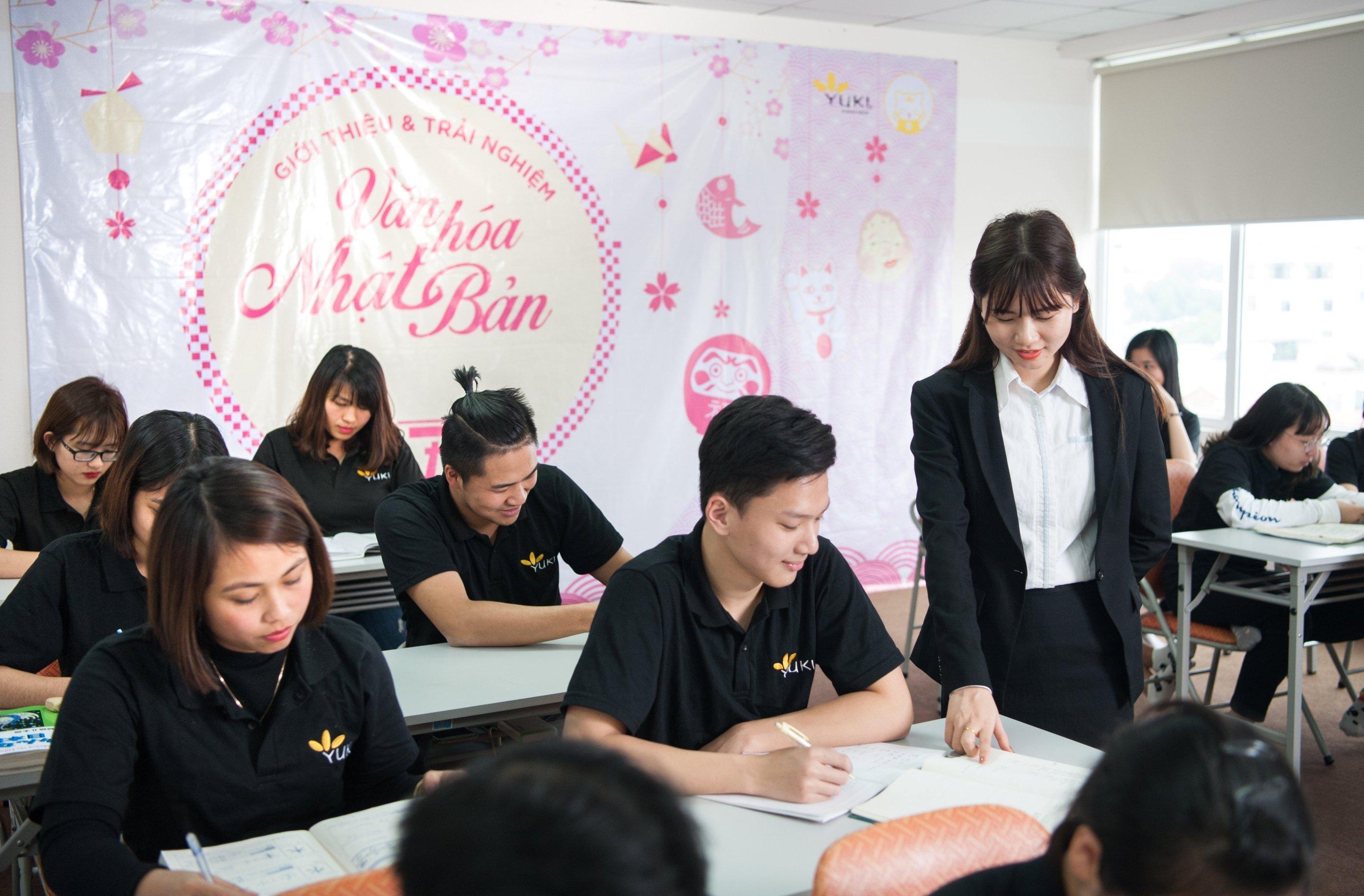 Học tiếng nhật cấp tốc n4 ở đâu tại Hà Nội?3