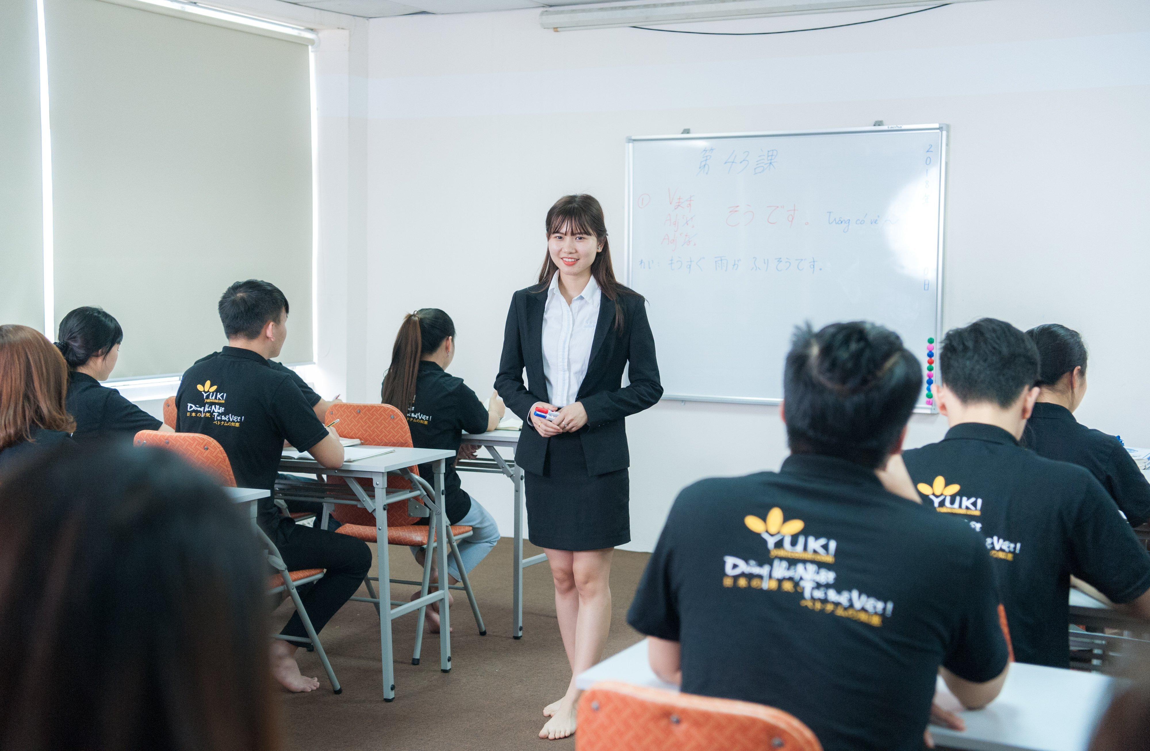 Học tiếng nhật cấp tốc n4 ở đâu tại Hà Nội?5
