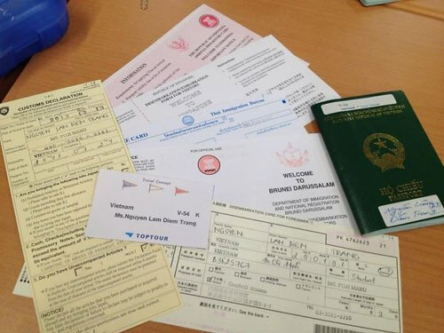 """Những kinh nghiệm """"VÀNG"""" sắp xếp đồ trước khi đi du học Nhật Bản2"""